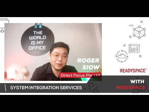 How to build System Integration Business with ReadySpace